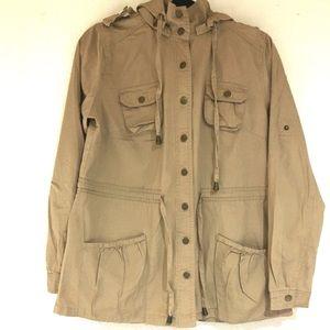 Finesse Utility Jacket